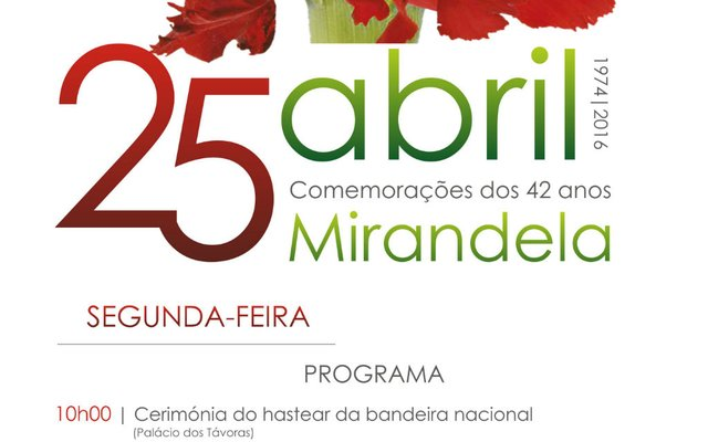 Cartaz do comemora  es do 25 de abril 2016 1024 1 640 400
