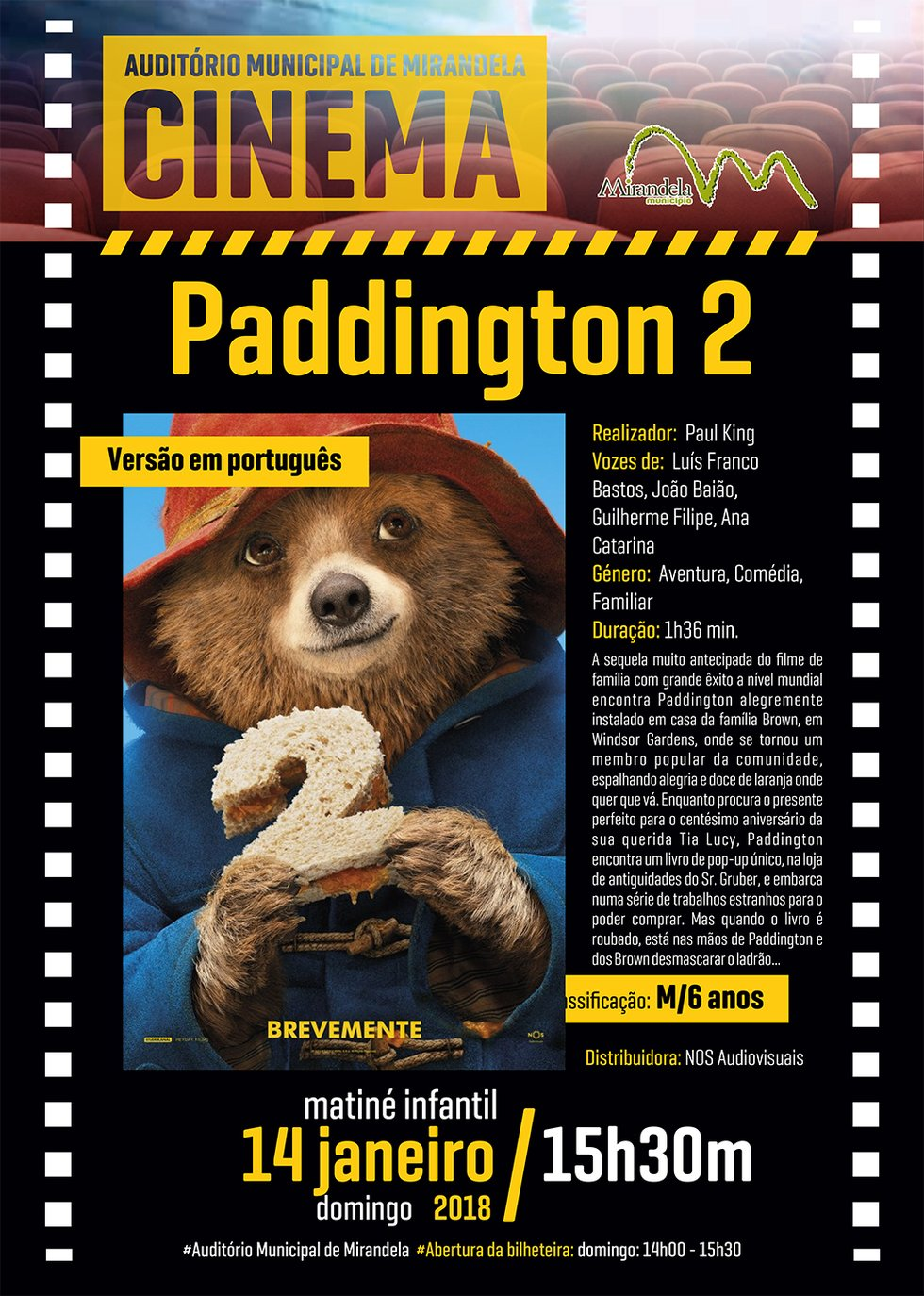 Cartaz filme paddington 2 1 980 2500