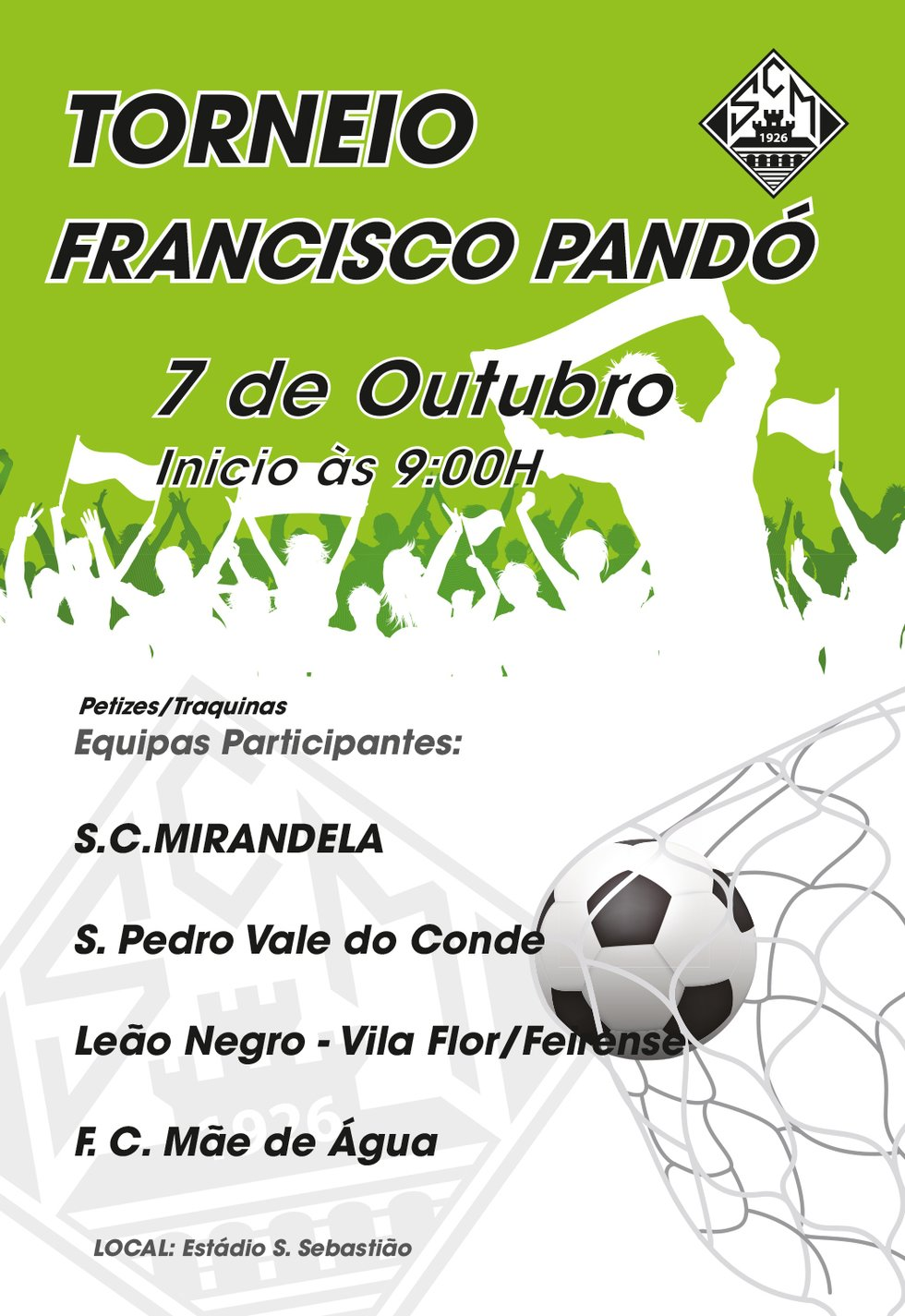 Torneio francisco pand  1 980 2500